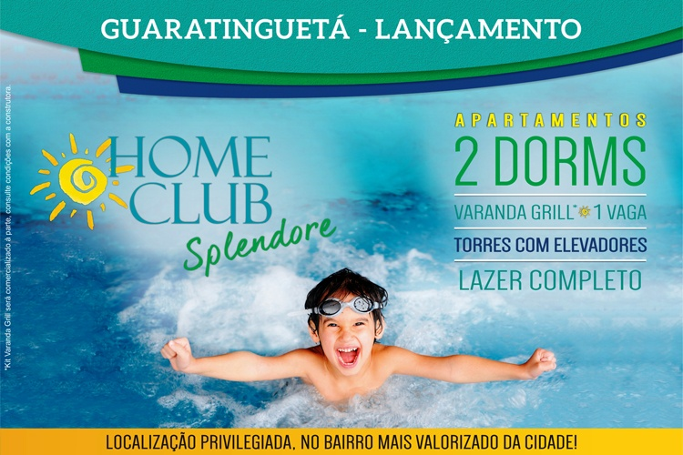 Home Club Splendore Banner